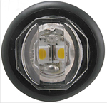 1 in Round LED Lights