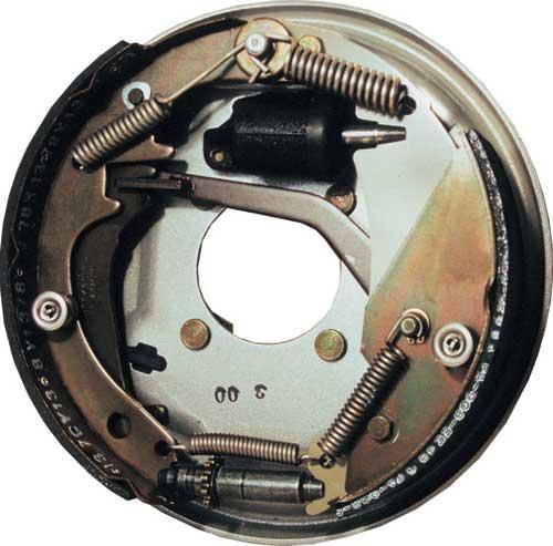 "Titan 4423600 Free-Backing Hydraulic Trailer Brake 10"" W"