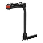 CURT Single Arm Bike Rack #18019 - Black - 4 Bikes
