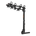 CURT Premium Hitch Mounted Bike Rack #18064 - 4 Bikes