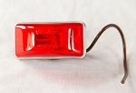 Wesbar 203234 Waterproof Combination Clearance / Marker Lights Red