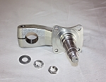 UFP Trailing Arm Replacement Torsion Spindle Zinc Plated #36090 with Hardware