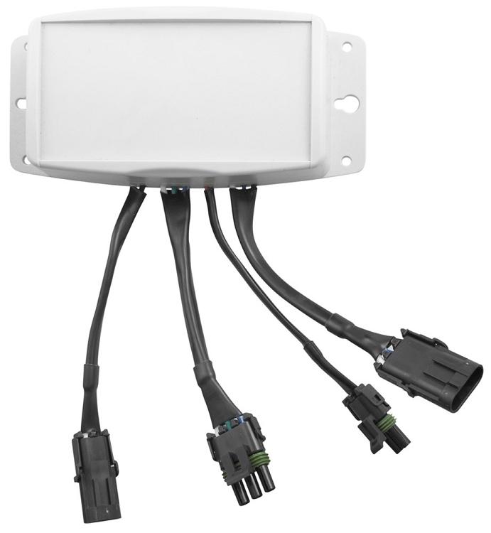 Titan BrakeRite II Replacement Remote Mounted SD Control