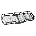 Rola Hitch Mounted Cargo Carrier 23x56 w/ 5 1/4 in Sides #59502