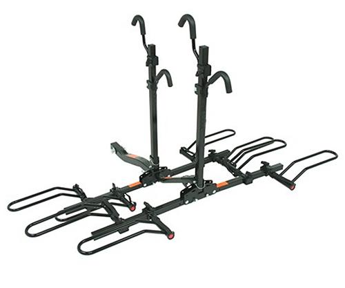 pro series bike carrier  q tilt function  2 u0026quot  sq  receiver mount