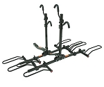 Pro Series Bike Carrier, Q-Slot 4, 4 Bike, Rail Rack, w/Tilt Function, 2
