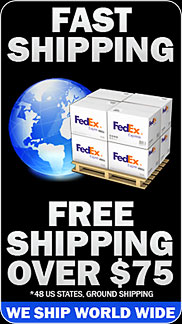 Free Shipping on Trailer Parts Orders over $99