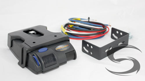 Tekonsha Electric Trailer Brake Controller Manual