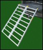 Great Day LoadLite™ Bi - Fold Wide Loading Ramps  Model # LL48697