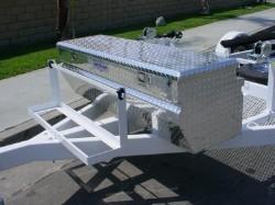Home u003e Trailer Parts u003e Storage Boxes u003e 4.5u0027 Polished Aluminum Storage Box & Trailer Storage Boxes Polished Aluminum Storage Box Tongue Storage ...