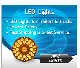LED Trailer Lights for Boat, Utility and Big Rig Trailers