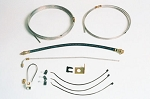 20' Single Axle Brake Line Kit