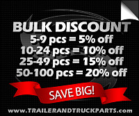 Buy in Bulk and Save Big! Discount Wholesale Trailer Parts