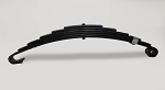 Double Eye Leaf Spring, 6 leaf C hook, 26 1/4