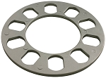 Mr. Lugnut C7106 5-Hole Wheel Spacer fits 5 on 4 3/4 BC (not for 5 on 5 Bolt Circle)