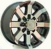 17.5 inch Trailer Wheels