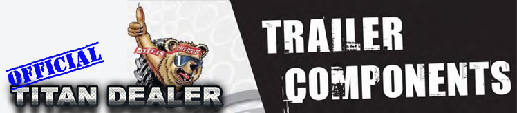 Titan Trailer Brake Actuators at TrailerAndTruckParts.com