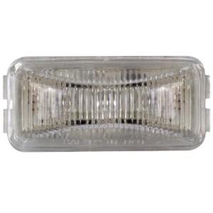 Sealed Mini Rectangular LED Trailer Clearance Side Marker Light 3