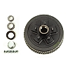Dexter Axle Hub and Drum Kit (K08-247-90)  For 3,500 lb. axle, 5 on 4.50