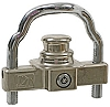 Maximum Security Universal Trailer Coupler Lock for 1-7/8