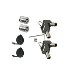 2-Pack Re-Keying Kit for Diversi-Tech DTLBM and DTALBM Series Aluminum Ball Mounts