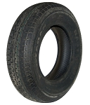 ST205/75R14 GOODYEAR ENDURANCE RADIAL Trailer Tire, Load Range D 724-864-519