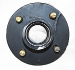 Idler Hub for 2000 lb Axles, 4 on 4