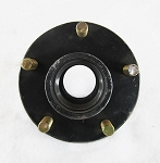 Idler Hub for 2000 lb Axles, 5 on 4.50