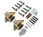 Dexter Axle K71-652-00 E-Z Flex® Complete Tandem Suspension Kit, 33 in Axle Spacing