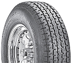 ST205/75R14 Freestar Radial Trailer Tire Load Range C