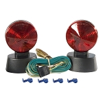 Curt Mfg Magnetic Towing Light Kit #53200