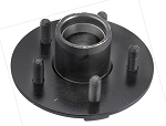 Trailer Hub for 3,500 lb Axles, 5 on 4.50 BC #IH545-17