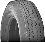 ST175/80D13 Bias Ply NANCO Trailer Tire (B78-13) Load Range C