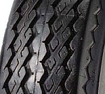 5.30-12 Nanco Bias Ply Trailer Tire, Load Range C