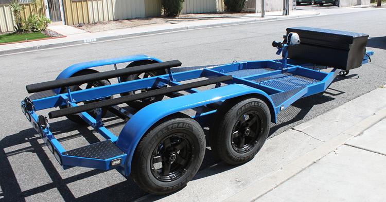 15x6 t08 matte black aluminum sendel trailer wheel 6x5 50