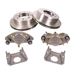 Kodiak Slip On All Stainless Steel Disc Brake Kit 8 Lug 7,000lb Axles #2/RCM-133-7-8-SS