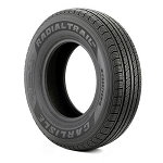 ST205/75R14 Carlisle Radial Trail HD Trailer Tire LR D, 2040 Lb Capacity 6H04561