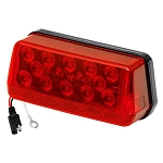Wesbar LED Waterproof Left Hand Trailer Tail Light (Roadside) #271595