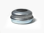 EZ Lube Grease Cap 2.441 inch Plated 36390