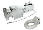 Titan Model 20 Adjustable Channel Brake Actuator, Zinc-Plated,  Drum, Lunette Ring, Bolt On 4836200