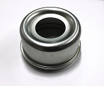 EZ Lube Grease Cap 2.441 inch Plated