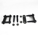 Single Axle Attaching Parts Suspension Kit # A/P-122-00