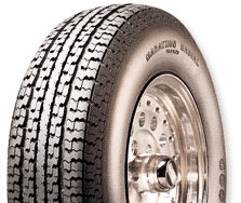 Goodyear Endurance Trailer Tire Review >> 15 inch Radial Goodyear Brand Trailer Tire ST225/75R15 Load Range D