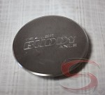 UFP Trailer Buddy #07509 Stainless Steel Press in Cover Cap
