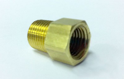 "Orifice Connector for Titan Actuators, Drum Brake 1/8"" NPT"