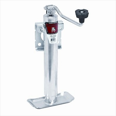 Bulldog Bolt-On, Top Wind Trailer Jack #151460