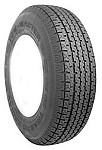 ST17580R13 Towmaster Radial Trailer Tire Load Range C