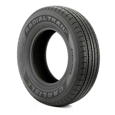 ST215/75R14 Carlisle Radial Trail HD Trailer Tire LR C 1,870 lb Capacity