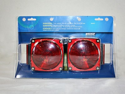 WESBAR Submersible Trailer Light Kit #2527511
