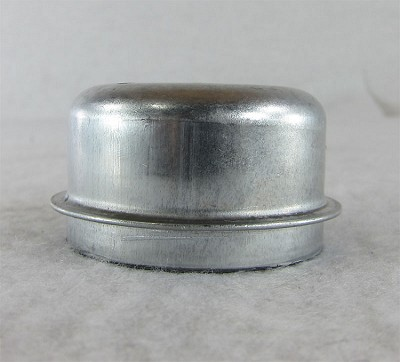"Dust Cap for 1.980"" Trailer Wheel Hub #32642 - Zinc Plated"